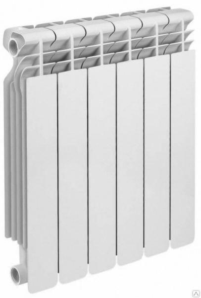 Алюминиевые радиаторы Warma (Китай)