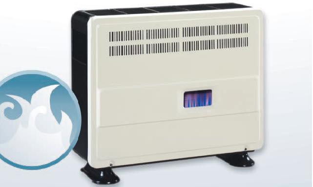 Газовые конвекторы Alpine Air со стальным теплообменником