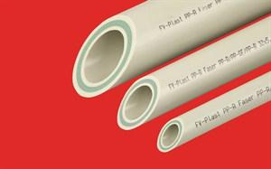 Труба полипропиленовая армированная стекловолокном FV-PLAST Faser Ду 20 - фото 1481