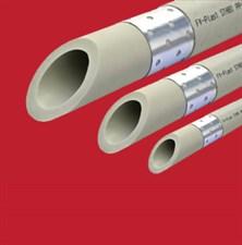 Труба полипропиленовая армированная алюминием FV-PLAST StabiOXY Ду 32 - фото 1488