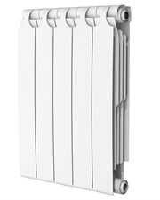 Биметаллический радиатор Теплоприбор BR1-500, 1 секция - фото 1661