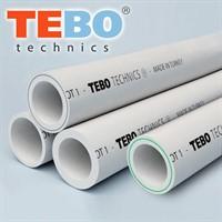 Полипропиленовые трубы  TEBO (Турция)