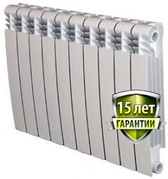 Биметаллические радиаторы Integral (Италия)