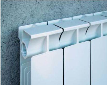 Биметаллические радиаторы Global Style высотой 350