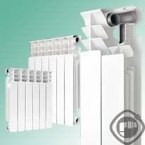 Биметаллический радиатор Radena Bimetall CS 500, 1 секция - фото 469