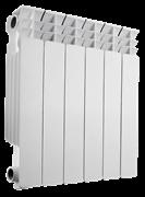 Алюминиевый радиатор Termica Torrid 500/100, 1 секция