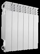 Алюминиевый радиатор Termica Torrid 500/80, 1 секция