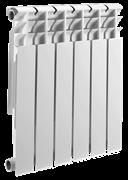Радиатор Termica Bitherm 500/80, 1 секция