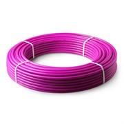 Труба из сшитого полиэтилена PE-RT SDR 7,4 25х3,5 фиолетовая